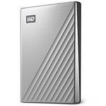 Western Digital (WD) My Passport Ultra - 2 To (Gris)