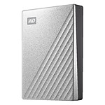 Western Digital (WD) My Passport Ultra - 4 To (Silver)