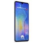 Huawei Mate 20 (bleu) - 128 Go - 4 Go + Huawei FreeBuds Offerts
