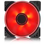 Fractal Design Prisma SL-14 - Rouge