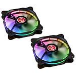 Raijintek Auras 12 RGB - Pack de 2