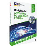 Bitdefender Antivirus PC LifeTime 2019