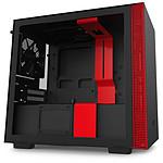 NZXT H210 - Noir/Rouge