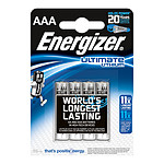 Energizer Ultimate Lithium AAA (par 4)