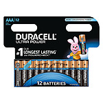 Duracell Ultra Power AAA (par 12)