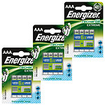 Energizer Accu Recharge Extreme AAA 800 mAh (par 12)