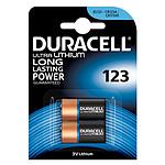 Duracell Ultra 123 Lithium 3V (par 2)