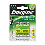 Energizer Recharge Power Plus AAA (par 4)