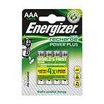 Energizer Recharge Power Plus AAA (par 4)