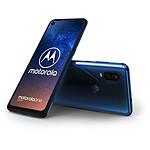 Motorola One Vision (bleu) - 128 Go - 4 Go