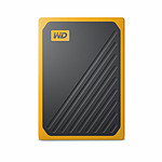 Western Digital (WD) My Passport Go - 500 Go (Noir ambré)