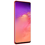 Samsung Galaxy S10+ (rouge) - 128 Go - 8 Go