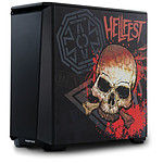 Phanteks Eclipse P400S Silent - Edition Hellfest 2019