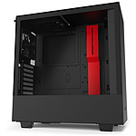 NZXT H510I - Noir/Rouge