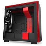 NZXT H710I - Noir/Rouge