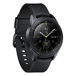 Samsung Galaxy Watch 4G (noir carbone - noir) - 4G - 42 mm