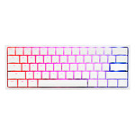 Clavier PC Switch Cherry MX RGB Silent Red
