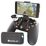 Akashi Manette Bluetooth smartphone + Materiel.net Power Roger