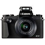 Canon PowerShot G1 X Mark III Noir