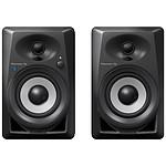 Pioneer DJ DM-40BT (la paire) - Noir