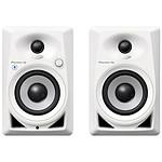 Pioneer DJ DM-40BT (la paire) - Blanc