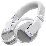 Pioneer DJ HDJ-X5BT Blanc - Casque sans fil