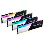 G.Skill Trident Z Neo DDR4 4 x 32 Go 2666 MHz CAS 18 Ryzen Edition