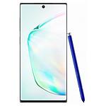 Samsung Galaxy Note 10 (argent stellaire) - 8 Go - 256 Go