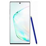 Samsung Galaxy Note 10+ (argent stellaire) - 12 Go - 256 Go
