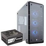 Corsair Crystal 570X RGB TG + RM650i - 650W