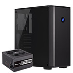 Corsair Carbide 175R - Black + CX650M - 650W