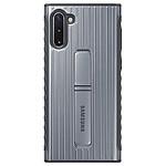 Samsung Coque Renforcée (gris) - Samsung Galaxy Note 10