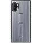 Samsung Coque Renforcée (argent) - Samsung Galaxy Note 10+