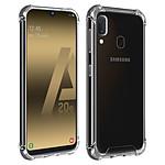 Akashi Coque TPU Angles Renforcés Samsung Galaxy A20e