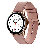 Samsung Galaxy Watch Active 2 4G (Rose Lumière) - GPS - 40 mm