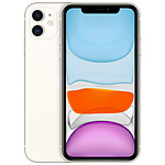 Apple iPhone 11 (blanc) - 128 Go