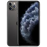 Apple iPhone 11 Pro Max (gris) - 64 Go