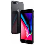 Apple iPhone 8 Plus (gris) - 128 Go