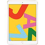 Apple iPad Wi-Fi 10.2 - 128 Go - Or  (7 ème génération)