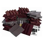 Auralex D36 Roominator Kit - Bourgogne