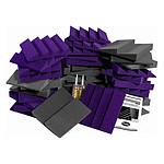 Auralex D36 Roominator Kit - Violet