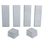 Primacoustic London 8 Room Kit - Gris