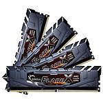 G.Skill Flare X Black DDR4 4 x 16 Go 3200 MHz CAS 16