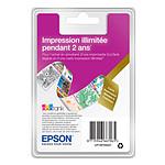 Epson EcoTank Unlimited Printing