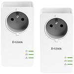 D-Link DHP-P601AV/FR - Pack 2 CPL1000