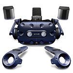 HTC Kit VIVE Pro + Pack Avantage Entreprise
