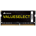 Corsair ValueSelect SO-DIMM DDR4 1 x 32 Go 2400 MHz CAS 16