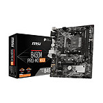 Carte mère MSI AMD B450