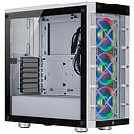 Corsair ICUE 465X RGB - Blanc
