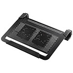 Cooler Master Support ventilé - NotePal U2 Plus (noir)